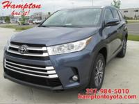 Hampton Toyota is excited to offer this 2019 Toyota