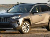 This Toyota RAV4 delivers a Regular Unleaded I-4 2.5