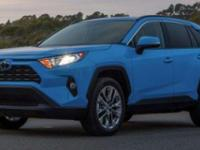 This Toyota RAV4 boasts a Regular Unleaded I-4 2.5