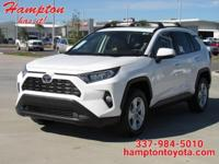This outstanding example of a 2019 Toyota RAV4 XLE is