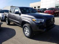 Magnetic Grey Metallic 2019 Toyota Tacoma SR RWD