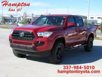 This 2019 Toyota Tacoma 2WD SR is offered to you for