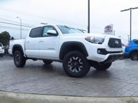 New Arrival! This Tacoma 2WD  has many valuable