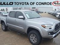 Silver 2019 Toyota Tacoma SR5  Let the team at Gullo