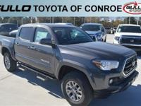 Gray 2019 Toyota Tacoma SR5  Let the team at Gullo