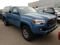 Caval 2019 Toyota Tacoma SR5 4WD 6-Speed Automatic 3.5L