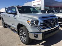 Cement 2019 Toyota Tundra Limited 4WD 6-Speed Automatic