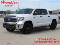 This outstanding example of a 2019 Toyota Tundra 2WD