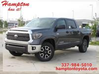 This 2019 Toyota Tundra 4WD SR5 is offered to you for