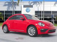 Boasts 33 Highway MPG and 26 City MPG! This Volkswagen