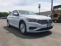 2019 Volkswagen Jetta 1.4T S FWD 8-Speed Automatic with