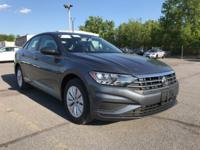 2019 Volkswagen Jetta 1.4T S FWD 6-Speed Manual 1.4L