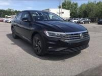 2019 Volkswagen Jetta SEL FWD 8-Speed Automatic with