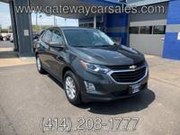 This Chevrolet Equinox is one that you really need to