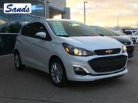 The 2019 Chevrolet Spark is a small wonder. Bold design