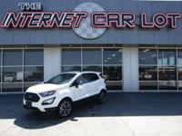 Check out this very nice 2019 Ford EcoSport SES! This