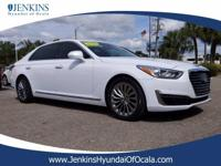 Delivers 24 Highway MPG and 17 City MPG! This Genesis