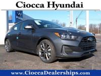 You win! New Inventory.. This 2019 Hyundai Veloster 2.0