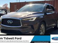 We are excited to offer this 2019 INFINITI QX50. This