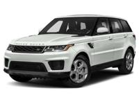 2019 Land Rover Range Rover Sport Supercharged, located