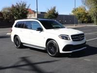 Original MSRP 134K!! 2019 MERCEDES-BENZ GLS 63 AMG