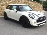 2019 MINI Cooper S Pepper White 2.0L 16V TwinPower