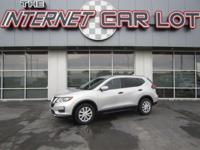 Check out this very nice 2019 Nissan Rogue S FWD! This
