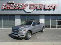 Check out this very nice 2019 Ram 1500 Big Horn! This