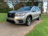 Check out this beautiful 2019 Subaru Ascent Premium,