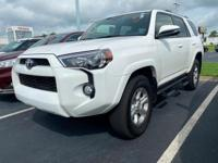 CARFAX One-Owner. Clean CARFAX. Super White 2019 Toyota