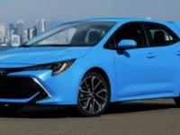 Delivers 37 Highway MPG and 28 City MPG! This Toyota