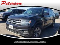 This 2019 Volkswagen Atlas 3.6L V6 SE w/Technology