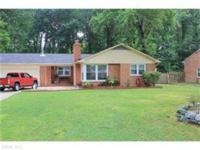 TABB SCHOOLS!Well maintained 3 bedrooms, 2 full bath,