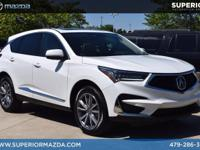 CARFAX One-Owner. Clean CARFAX. 2020 Acura RDX