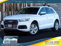 2020 Audi Q5 for sale in Centennial CO. This Q5 is for