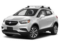 CARFAX One-Owner. Clean CARFAX. White 2020 Buick Encore