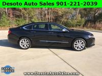 ONE-OWNER! 2020 Chevrolet Impala Premier 2LZ with CLEAN