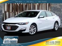 2020 Chevrolet Malibu for sale in Centennial CO. While