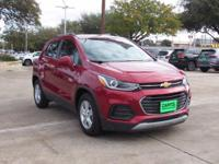 CARFAX One-Owner. 2020 Chevrolet Trax LT Apple
