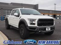 Recent Arrival! Clean CARFAX. White 2020 Ford F-150