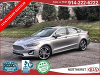 UNDER NEW OWNERSHIP! 2020 Ford Fusion Titanium Priced