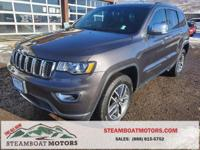 2020 Jeep Grand Cherokee Limited Granite Crystal