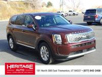 Local Trade, 2020 Kia Telluride LX with only has