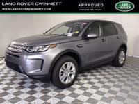 2020 Land Rover Discovery Sport S **Certified w/ a