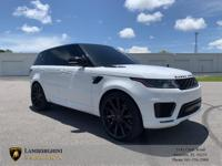 2020 RANGE ROVER SPORT HSE DYNAMIC.. IT HAS A CLEAN CAR