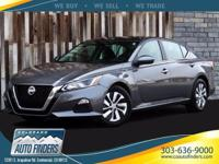2020 Nissan Altima for sale in Centennial CO.