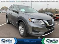 25/32 City/Highway MPG Gun Metallic 2020 Nissan Rogue