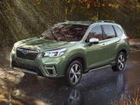 2020 Subaru Forester Sport REMAINDER OF FACTORY