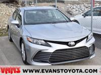 2021 Toyota Camry LE SILVER FWD 2.5L I4 DOHC 16V Safety