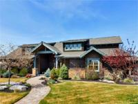Deschutes River Ranch Estate This distinctive
